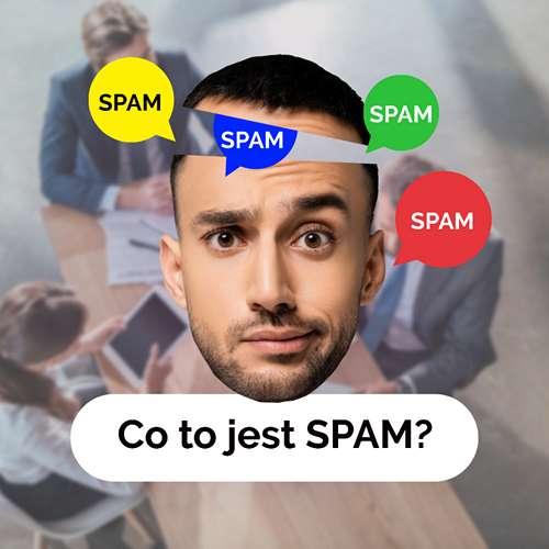 Co to jest spam?