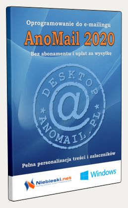 AnoMail Program do mailingu