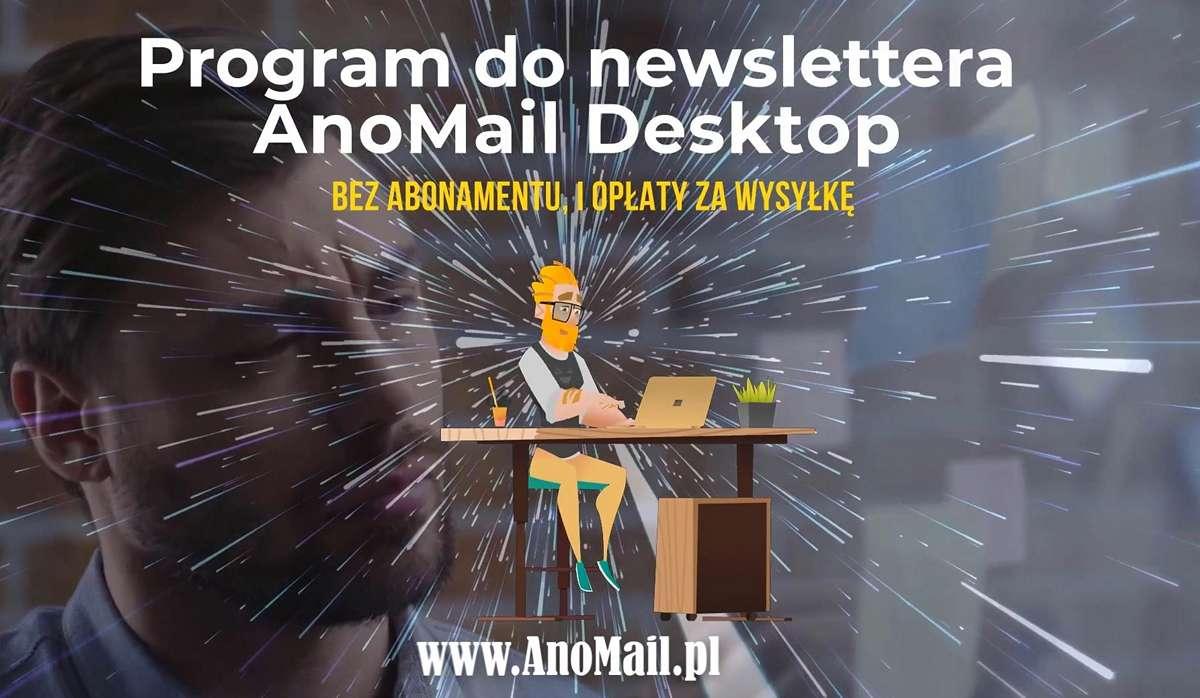 Program do newslettera AnoMail